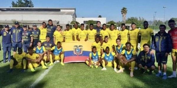 Ecuador Vs Venezuela Sub 20: Hoy Ecuador Enfrenta A Paraguay Por El Sudamericano Sub 20
